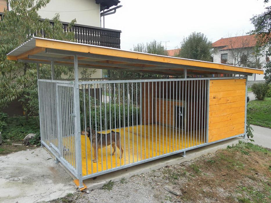 Pavimentazioni Per Box Cani Recinto Per Cani Da Interno La Nostra